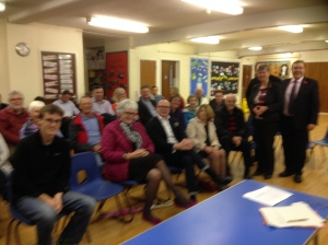 St Mary Church broadband meeting