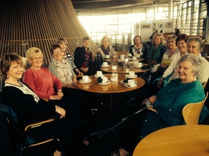 Wenvoe WI Tea and Cakes with Wenvoe WI