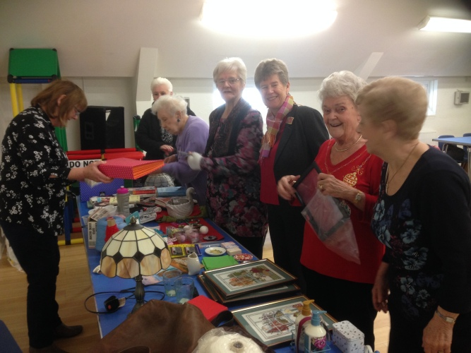 Castaways coffee morning