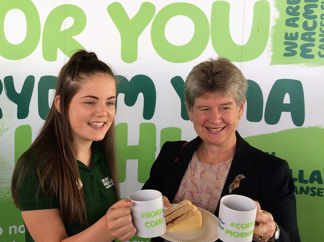 25 09 17 MacMillan coffee morning